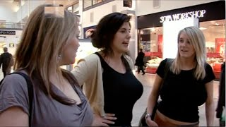 Mega-Mammary Women Talk About Their Huge Breasts PART 1