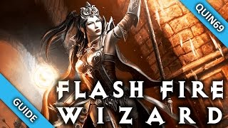 getlinkyoutube.com-D3: Flash Fire Wizard (2.4 | T10 Speed | Season 5)