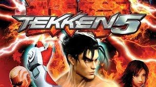 getlinkyoutube.com-Tekken 5 HD Español - Todos los Finales y Prologos de los Personajes
