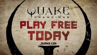 Quake Champions - QuakeCon 2018 Trailer