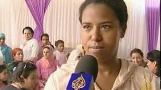 تزين المرأة بالحناء في المغرب