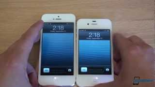 getlinkyoutube.com-iPhone 5 vs. iPhone 4S