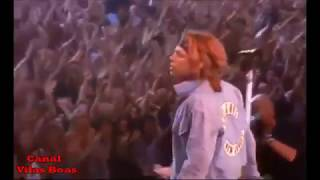 getlinkyoutube.com-Bon Jovi Livin' on a Prayer & Bad Name - Live From London 1995 (FUSION PERFORMANCE)