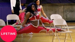 getlinkyoutube.com-Bring It!: The Dolls Throw a Perfect Chair Stand (S2, E13) | Lifetime