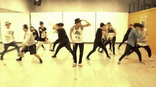 "getlinkyoutube.com-UNIQ ""EOEO"" Mirrored Dance Practice, 유니크 ""이오이오"" 안무 거울모드"