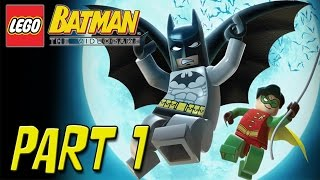 getlinkyoutube.com-TGC :: LEGO Batman The Video Game - Part 1 [TH]
