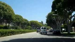 getlinkyoutube.com-Driving Tour of Sunset Boulevard from Bel Air to Holmby Hills to Beverly Hills & Homes For Sale.