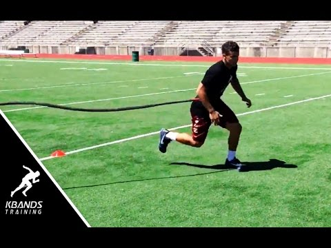 How To Become a Better Defensive Back | Misdirection L Drill