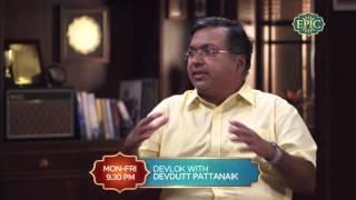 getlinkyoutube.com-Devlok With Devdutt Pattanaik | Promo | Episodes 1-5