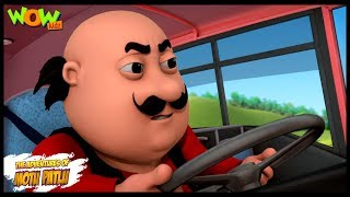 getlinkyoutube.com-Motu Patlu Ki Bus - Motu Patlu in Hindi