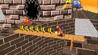 getlinkyoutube.com-Banjo-Kazooie Whomp's Fortress