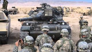 getlinkyoutube.com-74式戦車の姿勢制御を初めて見る米陸軍兵士達