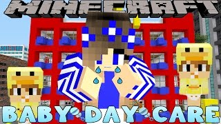 getlinkyoutube.com-Minecraft-Baby Day Care-BABY DUCK GOES MISSING!!