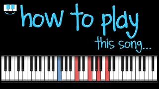 PianistAko tutorial PAANO NA KAYA piano bugoy drilon