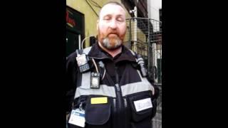 getlinkyoutube.com-Civil enforcement officer confronted by myself