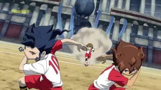 getlinkyoutube.com-Top Ten Inazuma Eleven Combination Shot Hissatsus