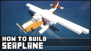 getlinkyoutube.com-► Minecraft : How to Make - Plane