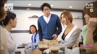 getlinkyoutube.com-[생방송 SNL 코리아 시즌4] 브라 앤더 시티 (2013.09.28)
