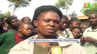 Mwana wa Vichwa Vinne Afariki, Kitale