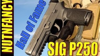 getlinkyoutube.com-Sig P250: Hall of Fame Combat Pistol by Nutnfancy