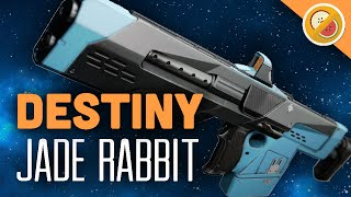 getlinkyoutube.com-DESTINY Jade Rabbit Fully Upgraded Exotic Scout Rifle Review (The Taken King Exotic)