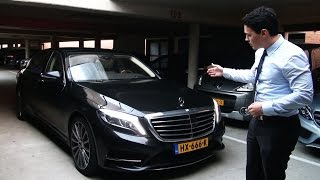 getlinkyoutube.com-2017 Mercedes S Class AMG Full Review S350 4Matic Interior Exterior Practicality Ambient lighting