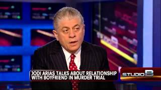 Judge Napolitano On 'Explosive' Procedure That Could Affect The Outcome Of The Jodi Arias Case