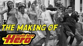 getlinkyoutube.com-The Making Of Main Tera Hero