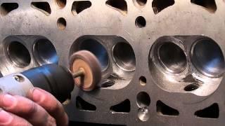 getlinkyoutube.com-Увеличение мощности двигателя часть-3 увеличение камеры сгорания для турбо двигателя.