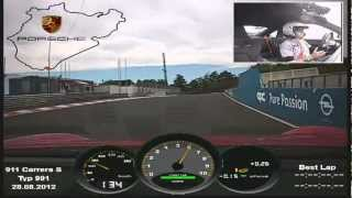 7:37,9 - Hot Lap with the new Porsche 911 Carrera S