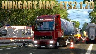 getlinkyoutube.com-ETS2 1.20 - HUNGARY MAP (Euro Truck Simulator 2) [#5]