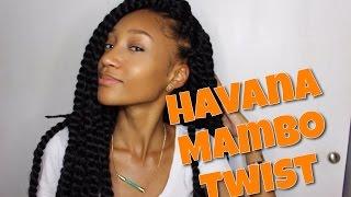 getlinkyoutube.com-Havana Mambo Twist using the Crochet Method