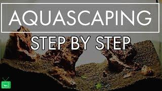 AQUASCAPING STEP-BY-STEP - EINFACH ERKLÄRT |  Tutorial