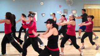 "getlinkyoutube.com-Zumba ""Krazy""  by Pitbull"