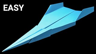 getlinkyoutube.com-How to make the FASTEST PAPER AIRPLANE IN THE WORLD | Brown