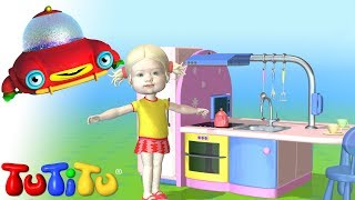 getlinkyoutube.com-TuTiTu Toys | Kitchen