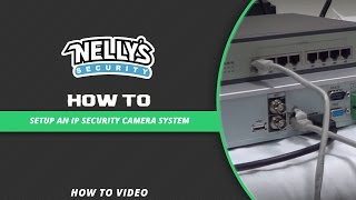 getlinkyoutube.com-How to setup an IP Security Camera System