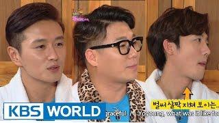 getlinkyoutube.com-Happy Together -  Heo Gyeonghwan, Jin Taehyeon, Ki Taeyoung & more! (2014.12.11)