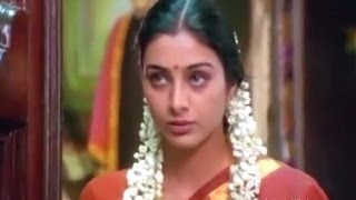 getlinkyoutube.com-Priyuralu Pilichindi Movie || Ajith &Tabu Funny Love Scene || Ajith,Tabu