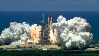 getlinkyoutube.com-Space Shuttle Launch Audio - play LOUD (no music) HD 1080p
