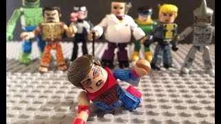 getlinkyoutube.com-The amazing spiderman vs the sinister six minimates stop mo
