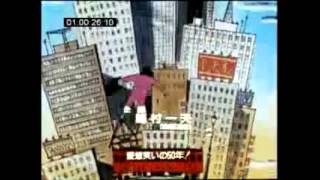 おそ松くんOP(日本スペインインド香港韓国)