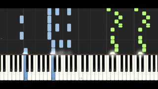 getlinkyoutube.com-K-391 - Summertime - PIANO TUTORIAL