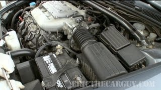 getlinkyoutube.com-Honda J Series V6 Valve Adjustment (Part 1) -EricTheCarGuy
