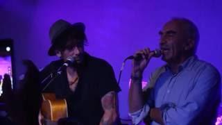 'Musica e Parole' Gino Castaldo incontra FABRIZIO MORO