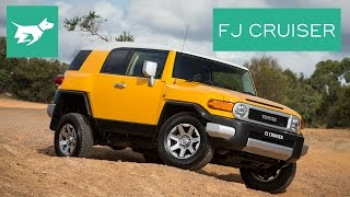 getlinkyoutube.com-2016 Toyota FJ Cruiser Review
