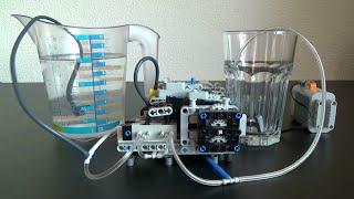 getlinkyoutube.com-LEGO Technic water pump - Part 2