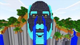 getlinkyoutube.com-LUCKY BLACK BLOCKS TEMPLE OF NOTCH MOD CHALLENGE - MINECRAFT MODDED MINI-GAME!