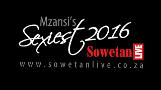 Mzansi's Sexiest 2016 Behind the Scenes