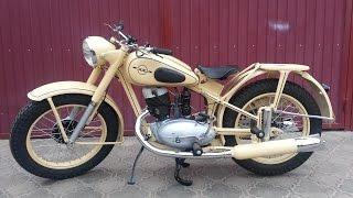 getlinkyoutube.com-Советский мотоцикл ИЖ-49 реставрация (Soviet motorcycle IZ-49 restoration)